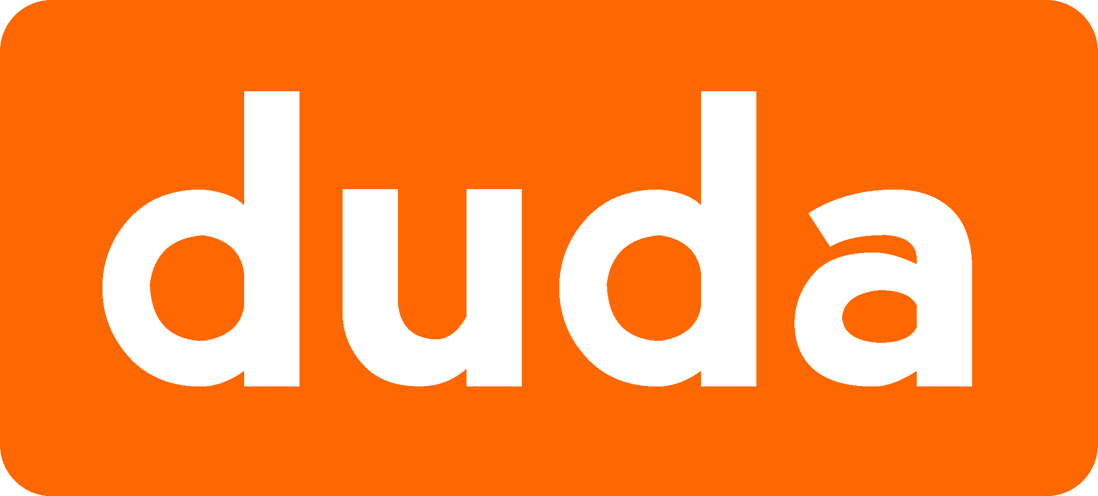 duda website builder logo