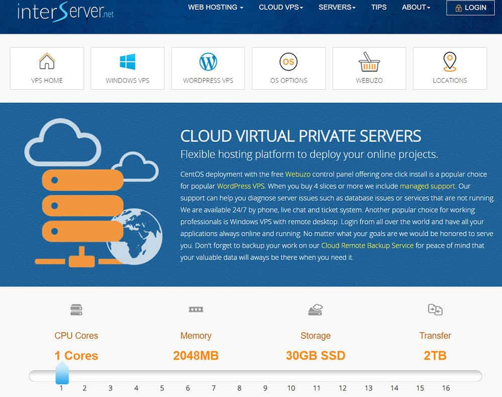 interserver cheap vps