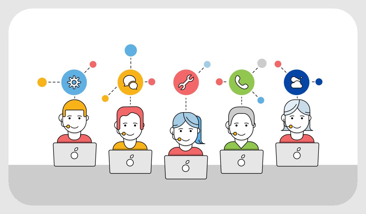 reseller hosting customer service