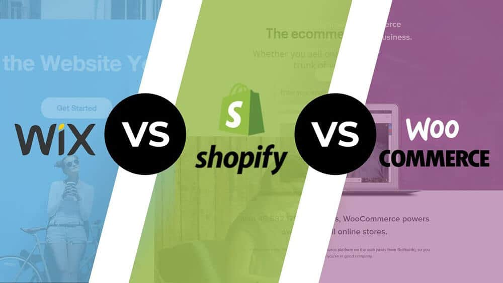 Wix Shopify Commerce