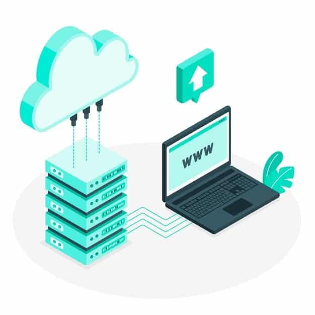 free cloud concept
