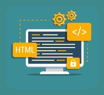 web design html code