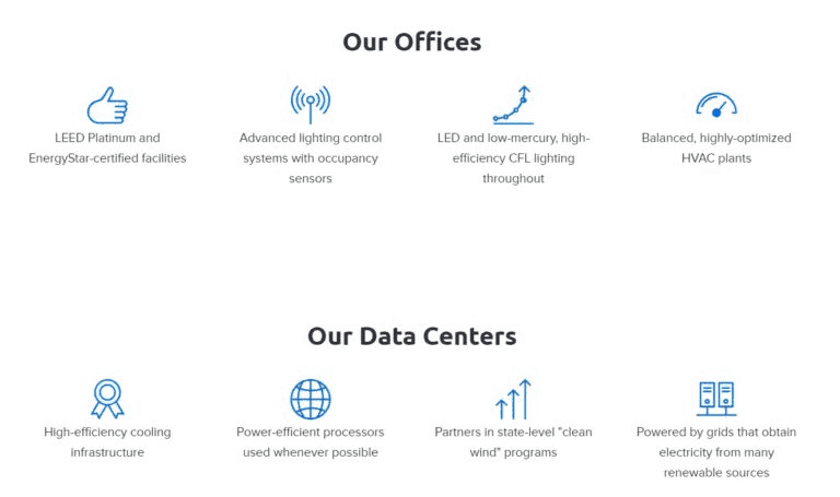 Dreamhost Offices Data Centers