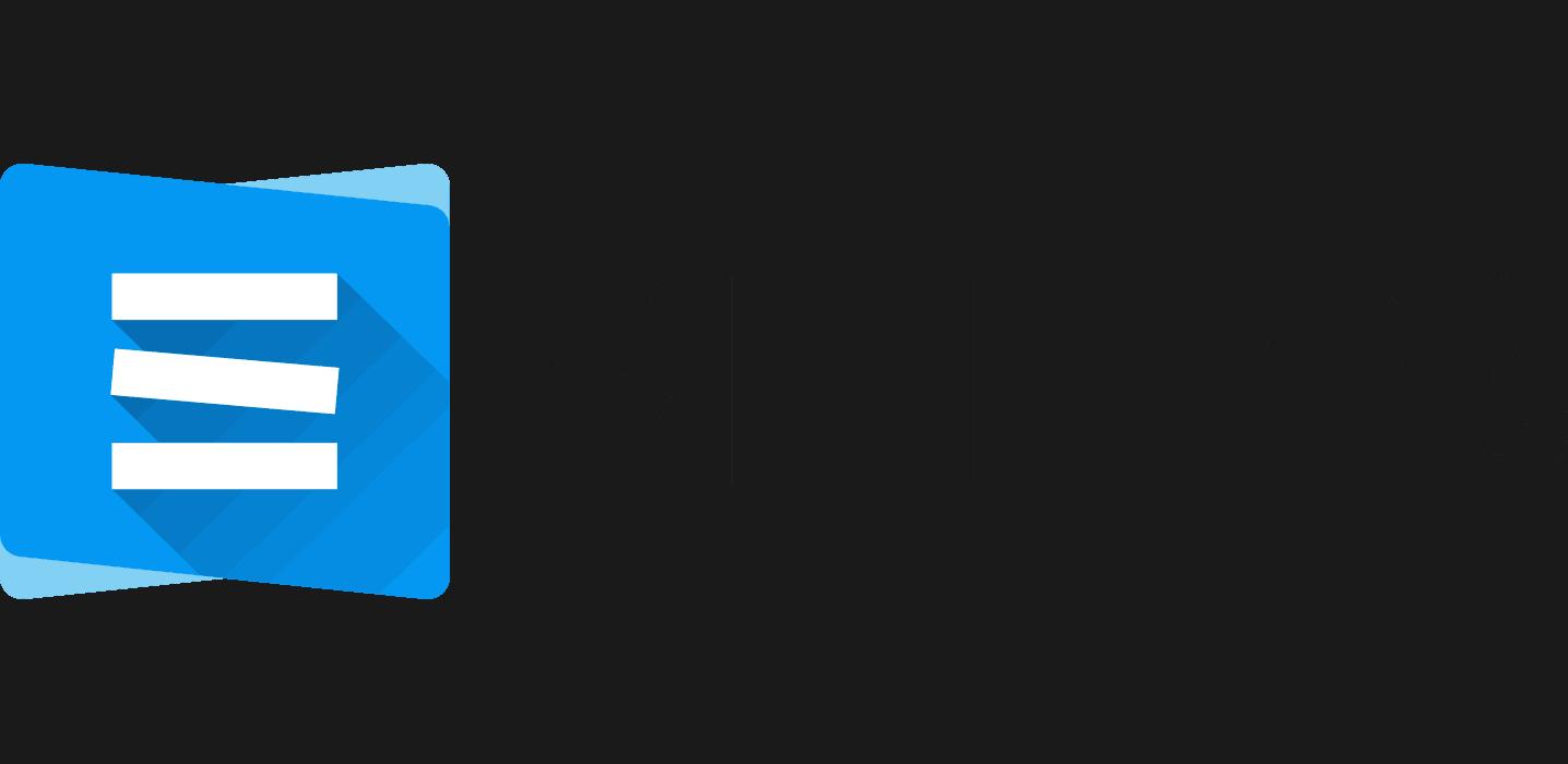 site 123 logo dark