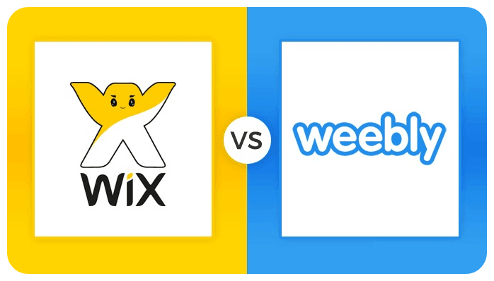 wix vs weebly comparison