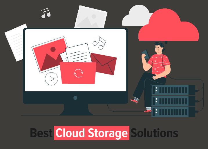 Best Cloud Storage Solutions Badge