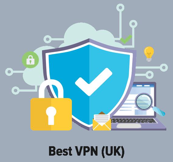Best VPN UK Badge