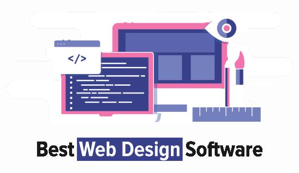 Best Web Design Software Badge