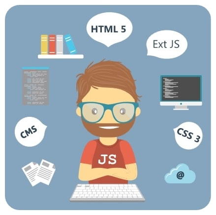 what is fron end web development