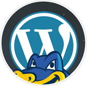 Hostgator WordPress logo