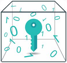 encryption-key-inside-box