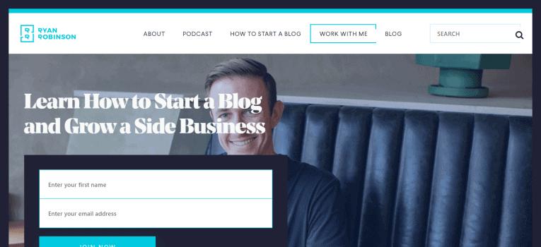 RyRob-home-page