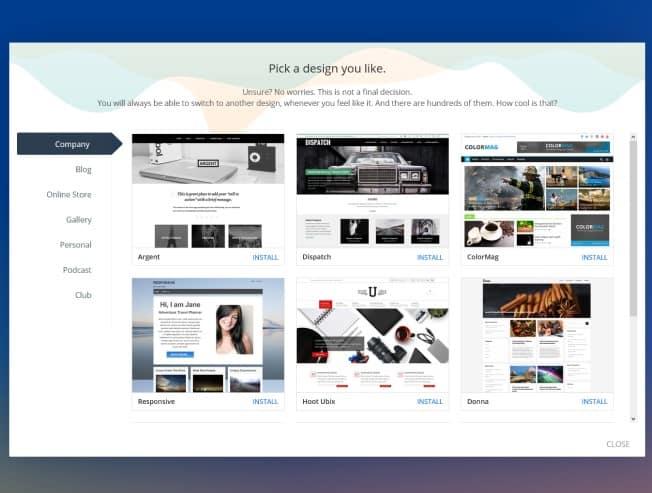 1and1 Ionos Website Builder