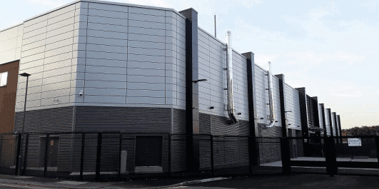 Data Center in Birmingham