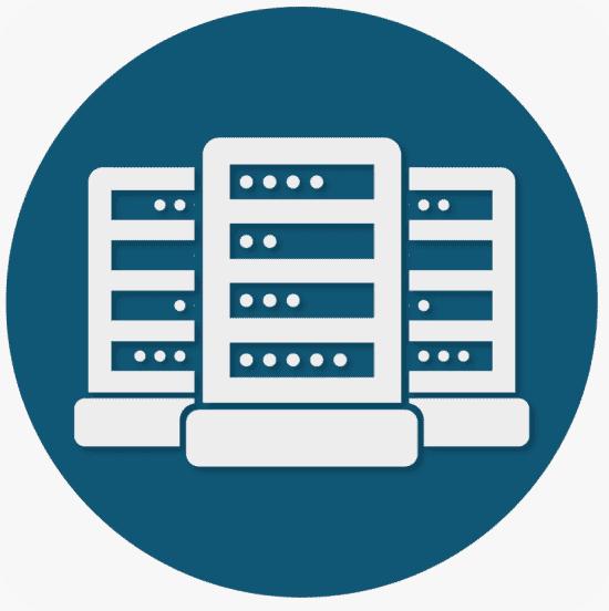 Data Centre Icon
