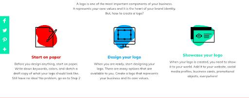 FreeLogo Design Logo Maker