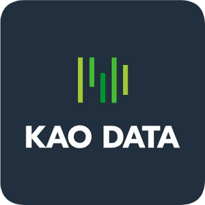 Kao Data Logo