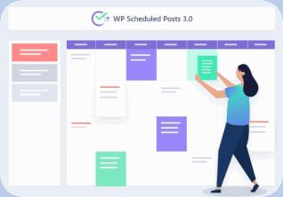 Scheduling Content Posts