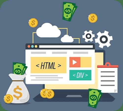 Web Building Cost