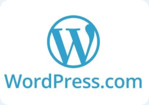 Wordpress com logo