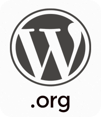 Wordpress org logo