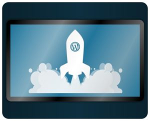 WordPress illustration
