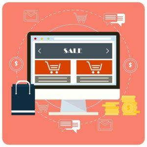 E-Commerce-Trichter