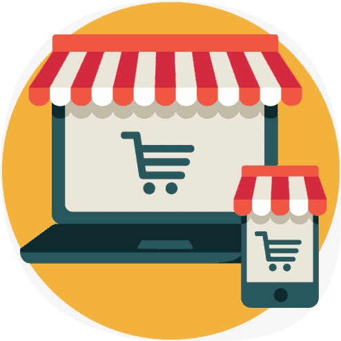 ecommerce shop online host