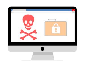 Malware-Illustration