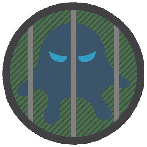 quarantined virus icon