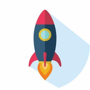 Raketen illustration