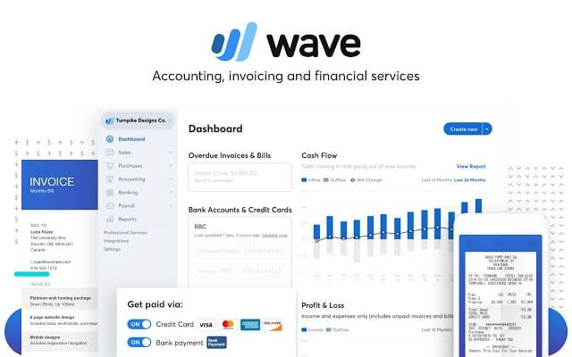 invoice wave