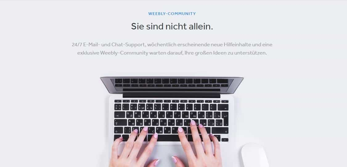 Weebly-Community