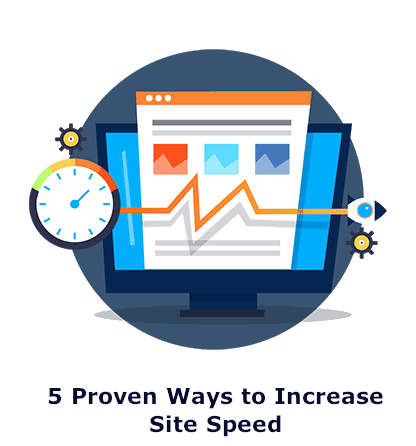 5 Proven Ways to Increase Site Speed