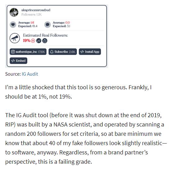 IG audit tool