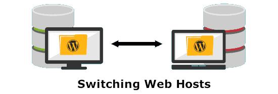 Switching Web Hosts