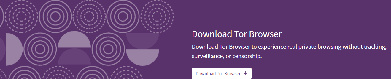 Tor private browser