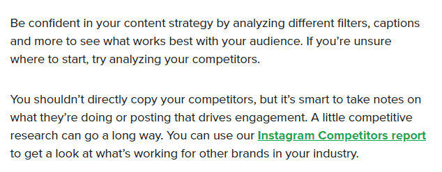 content strategy confidence