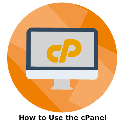 how to use the cpanel