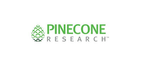 pinecone research company logo