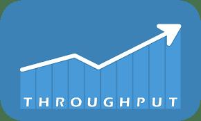 Throughput icon