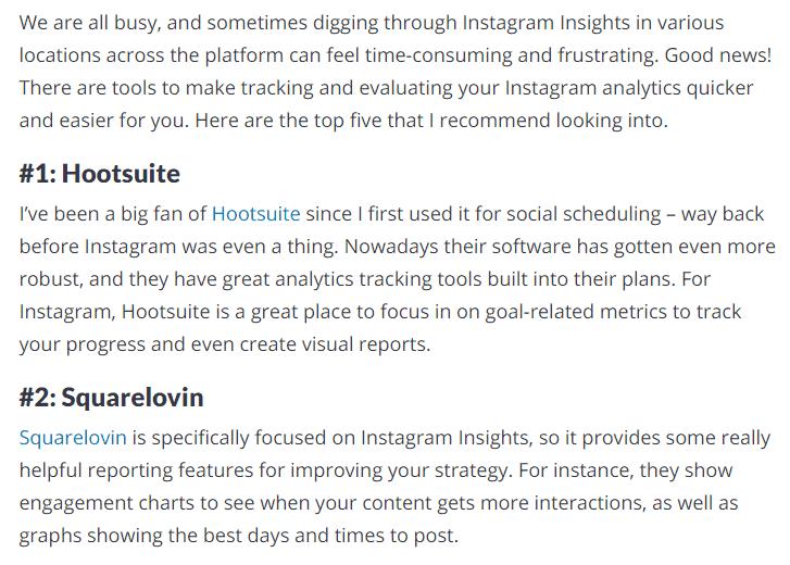 Top 5 Instagram Analytics Tools