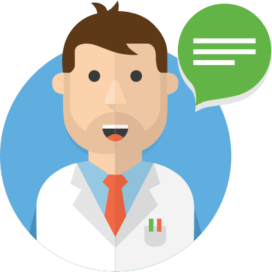 clinical trial icon