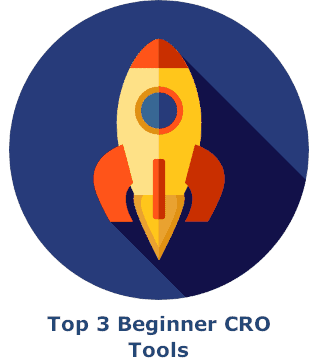 Top 3 Beginner CRO Tools icon