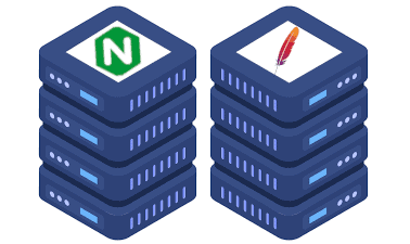 nginx vs apache server clash