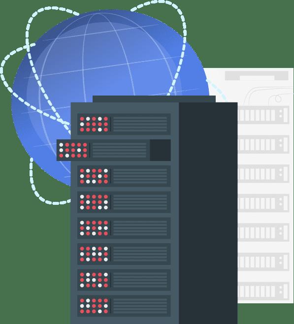 VPS hosting icon