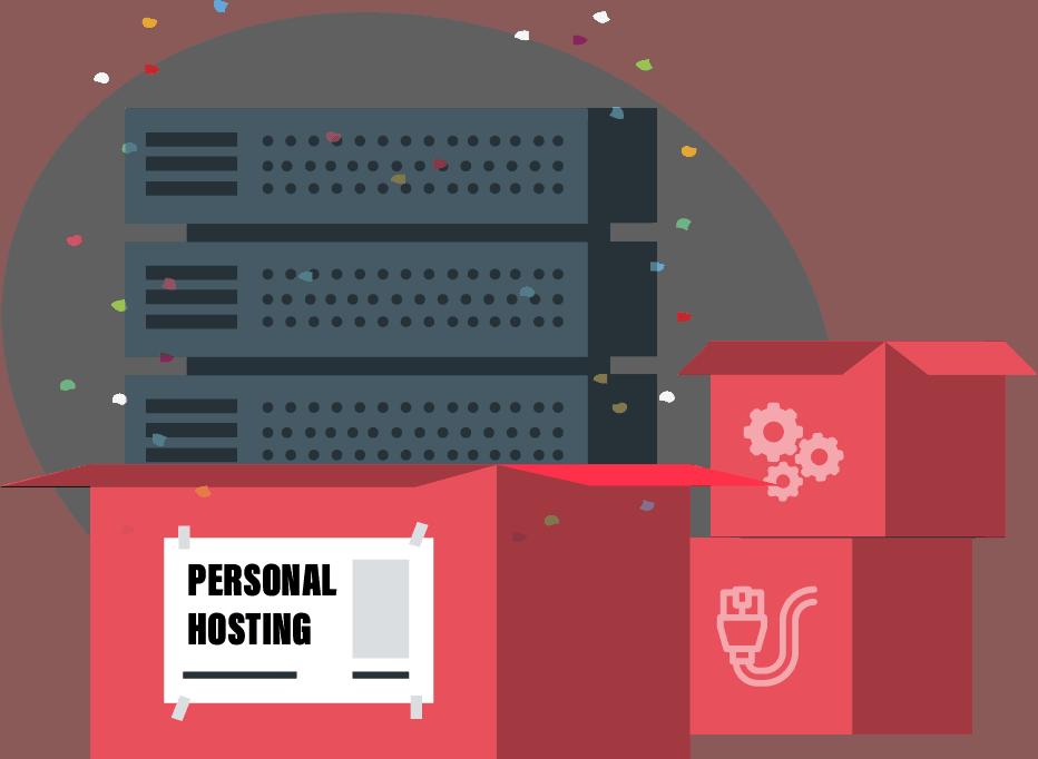 dedicated hosting icon