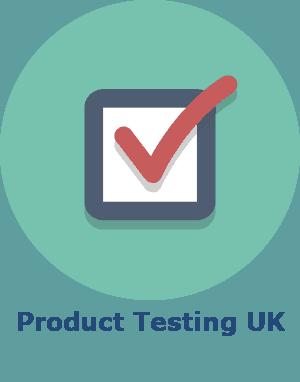 product testing UK badge