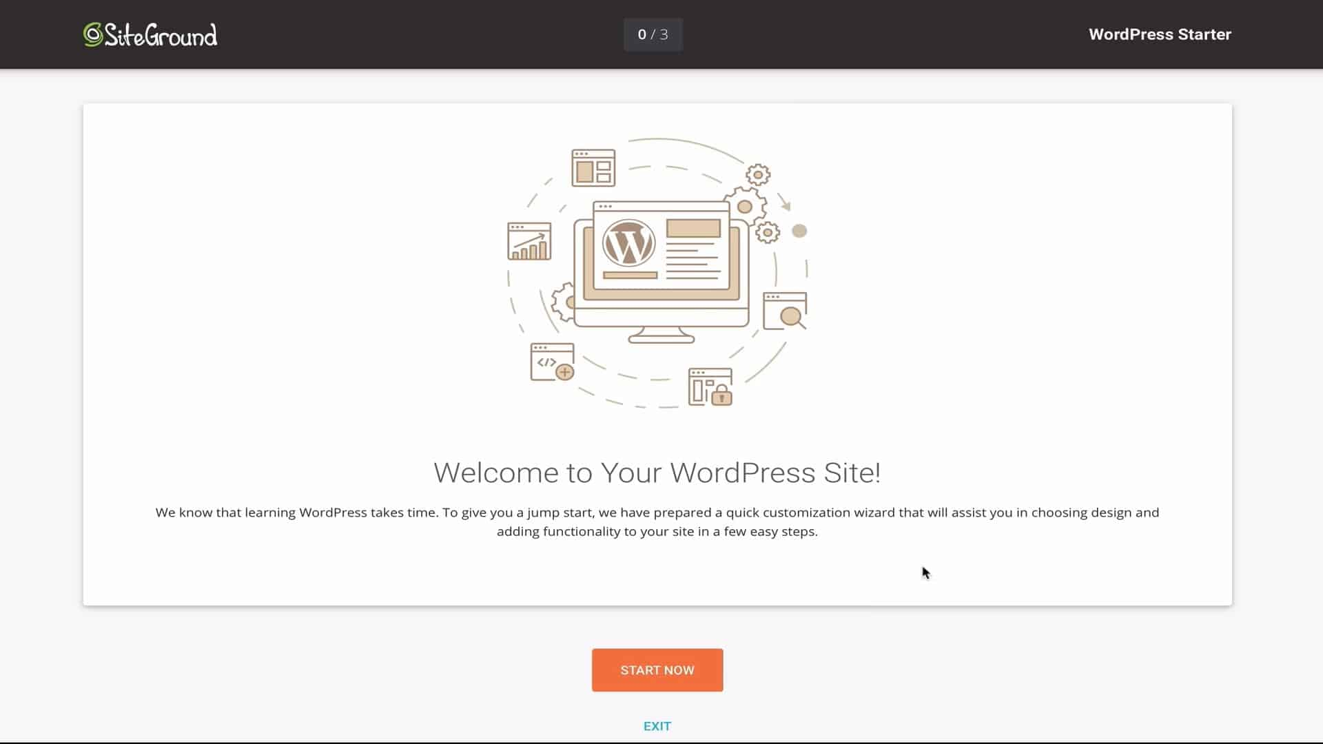 siteground-wp-starter-1-click-install