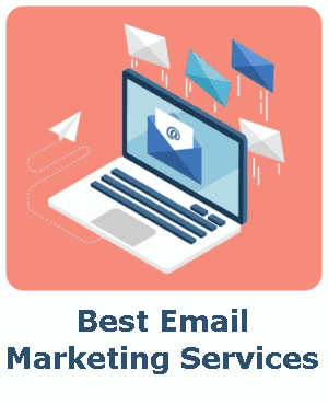 Best Email Marketing Services badge